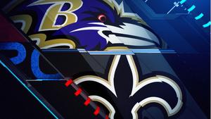 Ravens saints s300