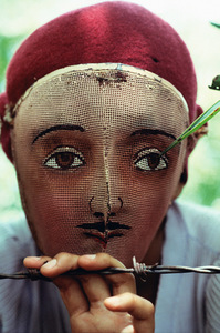 Meiselas susan traditionalmask s300