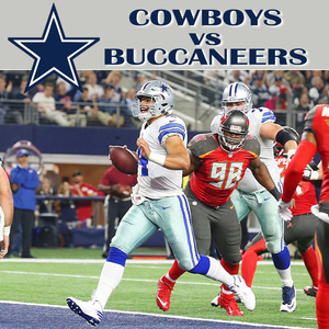 Cowboys vs buccaneers s300