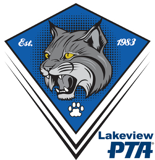 Lakeview logo with pta s550