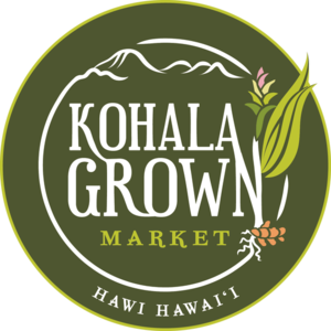 Kohala grown logo s300