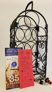 Cayuga wine pass wine rack plus s300
