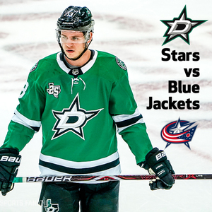 Dallas stars vs blue jackets s300