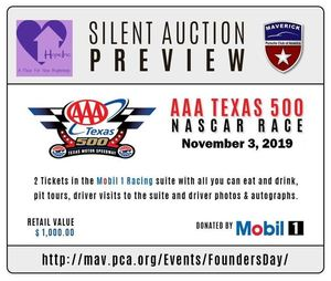 Mobil 1 nascar tickets s300