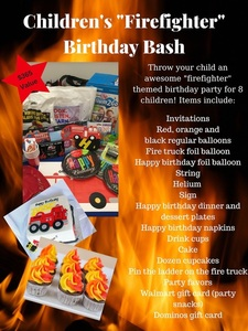 Firefighter birthday bash s300