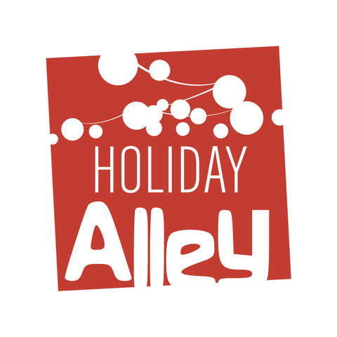 Holiday alley logo square red standard  1  s550
