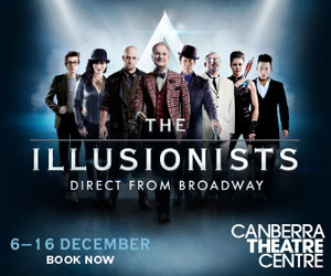 Illusionists s300