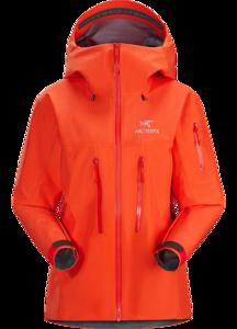 Alpha sv jacket w aurora s300