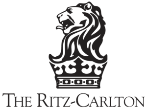 Ritz carlton logo and wordmark s300