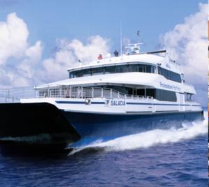 Boston harbor cruises image s300
