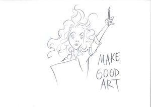 Make good art  s300