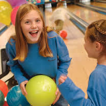 Kids bowling birthday s300