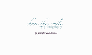 Share this smile photography logo s300