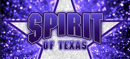 Website brand spirit of texas banner s550