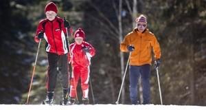 Xc skiing s300