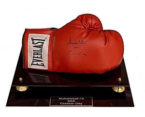 Muhammad ali aka cassius clay glove s300