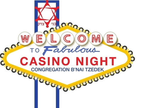 Casino night logo star  2  s550
