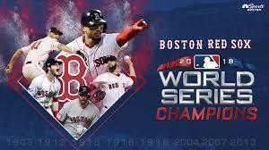 Red sox ws 2018 s300