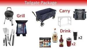 Tailgate package s300