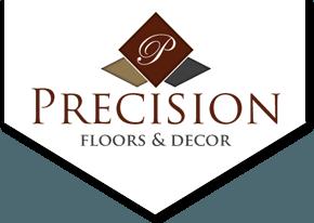 Logo precision floors decor plymouth sheboygan s300