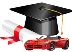 Graduation parking s300