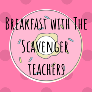 Breakfast with the scavenger teachers s300