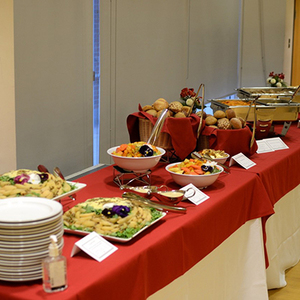 Catered lunch s300