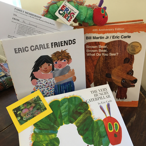 Auction   eric carle 3 s300