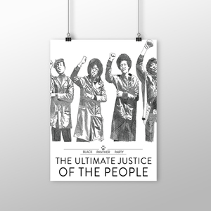 The ultimate justice by alexandra m. bunker s300
