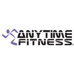 Anytime fitness font s300