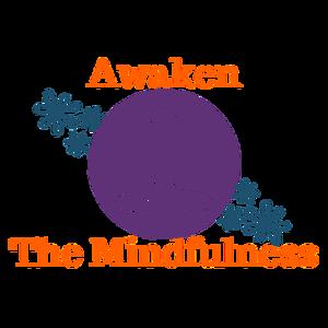 Awaken the mindfulness logo   colleen renee s300