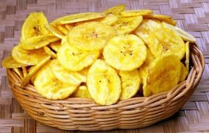 Plantain chipss s300