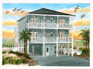 Zorzi beach house s300