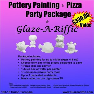 Glaze a riffic package flyer s300