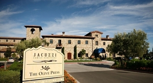 Jacuzzi winery entrance s300
