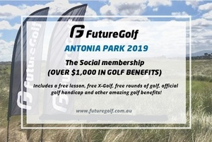 Future golf a s300