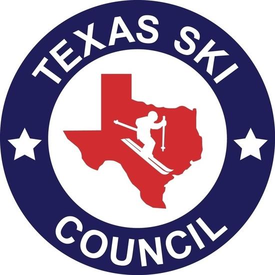 Texas ski council logo hires s550