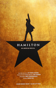 Hamilton 20the 20musical 20official 20broadway 20poster s300