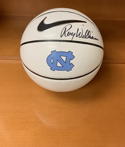 Roy signed basketball s300