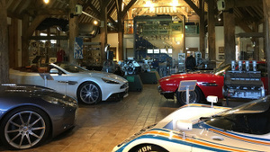 Aston martin museum s300