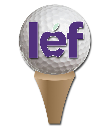 Lef golf logo s550