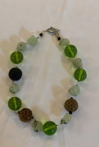 Oriental glass bead s300