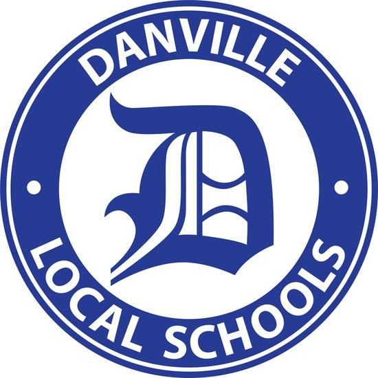 Danville logo s550