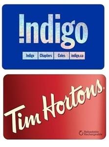 Tim hortons and indigo s300