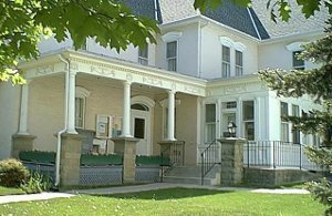 John graham public library exterior s550