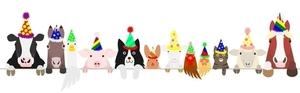 Cartoon farm animals 3 s300