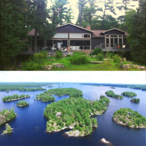 Stoney lake cottage s300