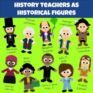 Historical figures s300
