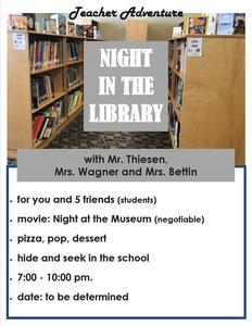 Night in the library s300