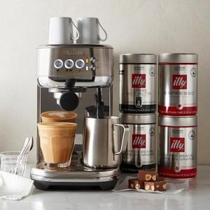 Breville ba3mbino plus espresso machine o s300